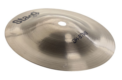 "Cymbale cloche DH 7"", medium brilliant"