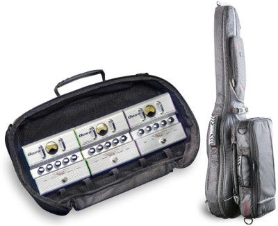 Deluxe padded gigbag for effects pedals