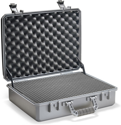 Wasserabweisender Mehrzweck-Koffer m. Spezialschaumstoff