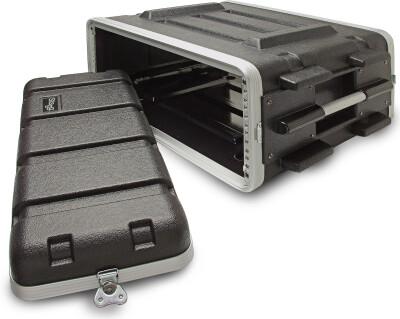 ABS-koffer voor 4U rack