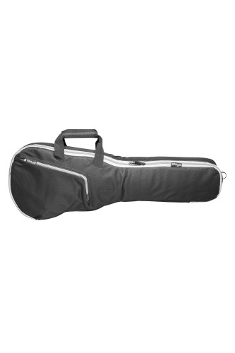 Basic series padded water-repellent nylon bag for 1/4 classical guitar