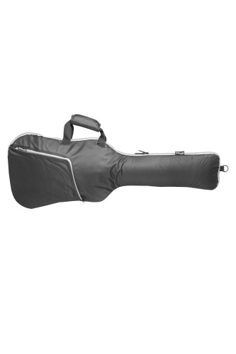 Basic series padded water repellent nylon bag for 3/4 electric guitar
