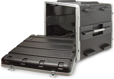 ABS case for 10-unit rack
