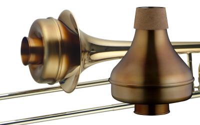 Sourdine wah wah vintage pour trombone