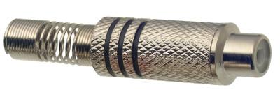 Female RCA plug