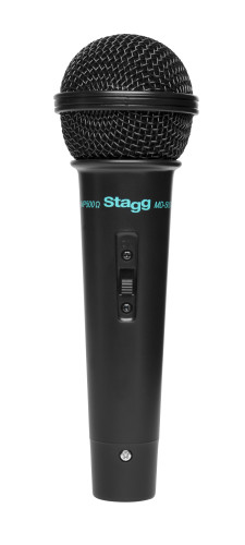 General purpose dynamic microphone