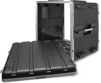 ABS case for 12-unit rack