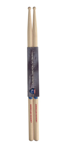 Pair of Hickory Sticks/Electric Jazz - Wooden Tip