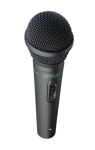 Hochwertiges dynamisches Mikrofon Metall