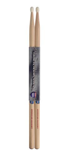 Pair of Hickory Sticks/5BN - Nylon Tip