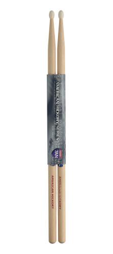 Pair of Hickory Sticks/7AN - Nylon Tip