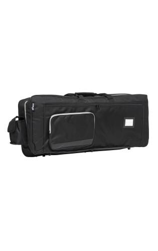 Deluxe black nylon bag for keyboard