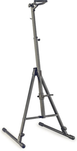 Foldable stand for electric double-bass/electric cello