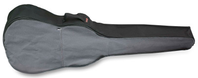 Economic series nylon bag for folk or western guitar