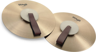 "14"" Marching/Concert cymbals - Pair"