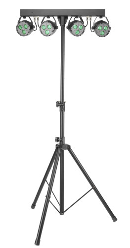 Performer Scheinwerfer Set RGBW 48 Watt