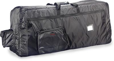Deluxe black nylon keyboard bag