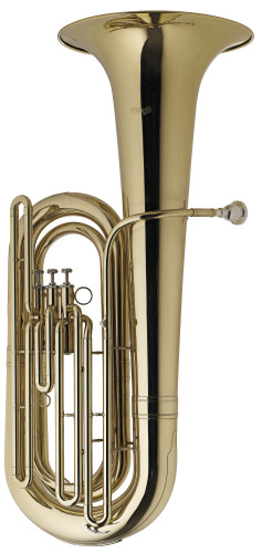 BBb Tuba, Top action: 3 pistons