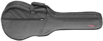 Basic series soft case for thin body 4/4 acoustic-electric classical guitar
