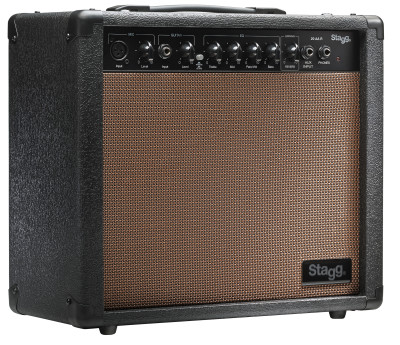 20-watt spring reverb acoustic amplifier