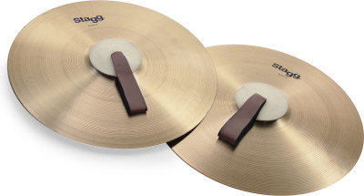 "19"" Marching/Concert cymbals - Pair"