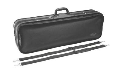 Deluxe zachte kist voor een 1/8 viool