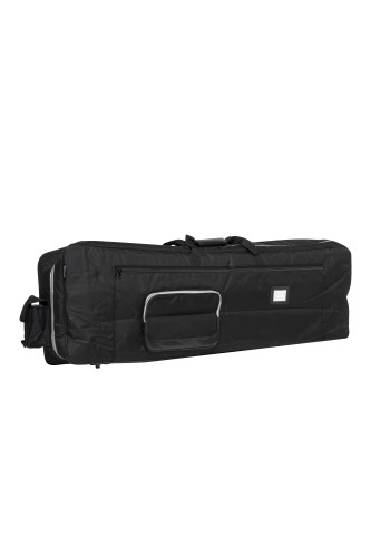 Deluxe black nylon keyboard bag