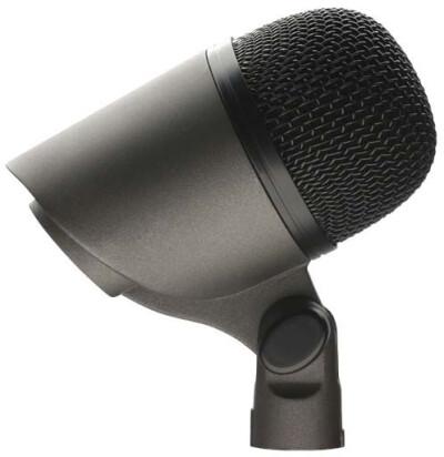 Dynamische mikrofoon voor basdrum