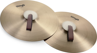 "20"" Marching/Concert cymbals - Pair"