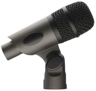 Microphone dynamique pour tom & caisse claire