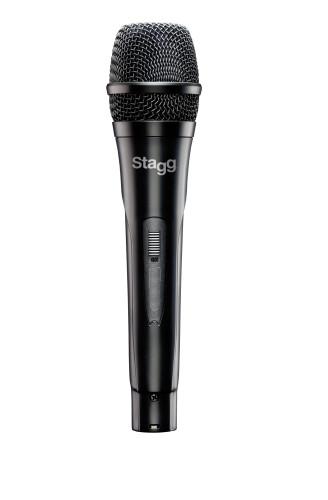 Microphone dynamique cardioïde standard pour représentations live
