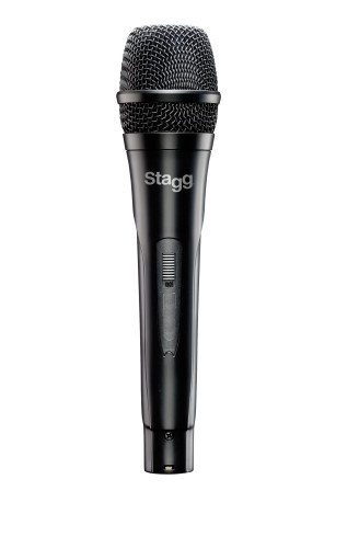 Standard cardioid dynamic microphone for live performance