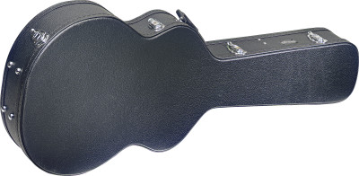 Basic series hardshell case for semi-acoustic guitar