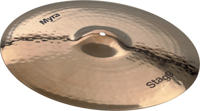 "17"" Myra Brilliant Rock Crash"