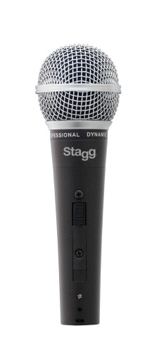 Professional cardioid dynamic microphone with cartridge DC78