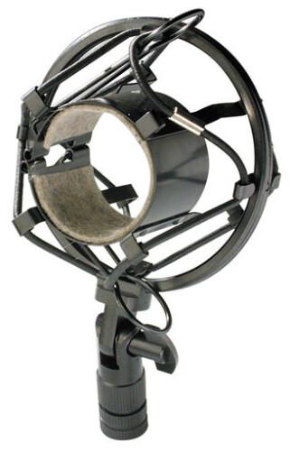 Suspension élastique pour micros de studio (par ex. série MCO)