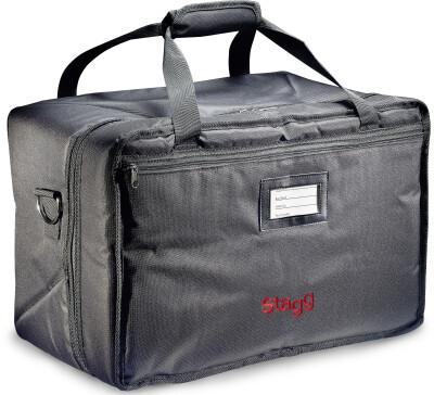 Housse rembourrée en nylon pour cajón, modèle Deluxe