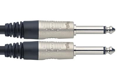 Speaker cable, jack/jack (m/m), 6 m (20')