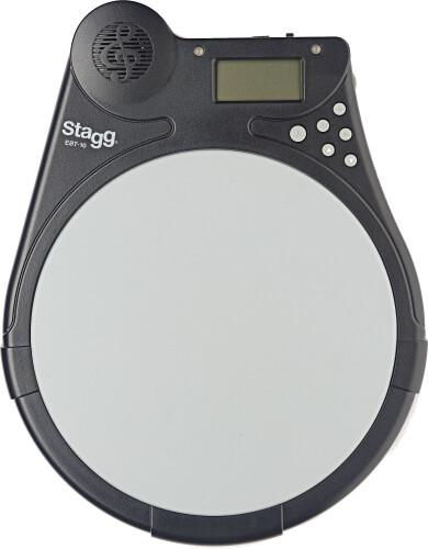 """Beat Tutor, elektronisches Drum-Pad zum Üben - hochwertiges 7.5"""" Silikon-Pa"""