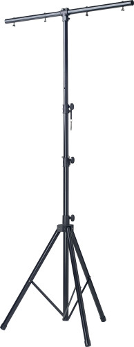Single tier lighting stand, heavy
