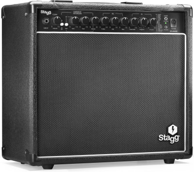 30 W Guitar Amplifier with