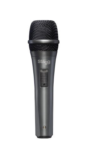 Multipurpose cardioid dynamic microphone