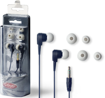 In-ear, MP3 compatible, Stereo Headphones