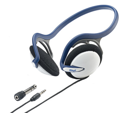 Lightweight Stereo Dynamic Headphones