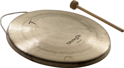 Opera Bass Tiger Gong with beater