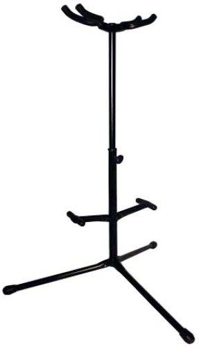 Stand double pour guitares suspendues