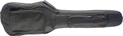 General Serie gepolsterte wasserabweisende Nylontasche für E-Bassgitarre, universelles Modell
