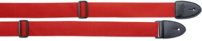 Courroie en nylon rouge tressé - Standard
