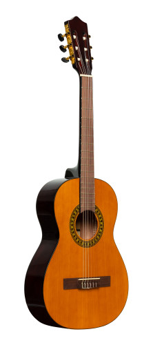SCL60 3/4 classical guitar with spruce top, natural colour