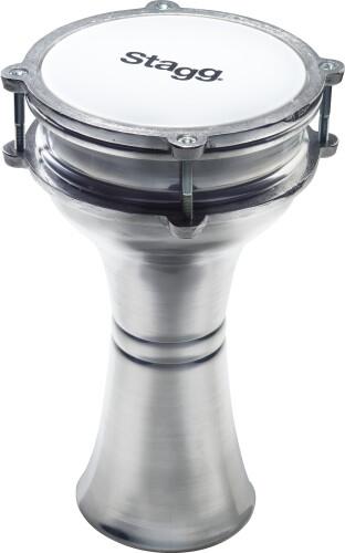 15 cm plain aluminium Darbuka